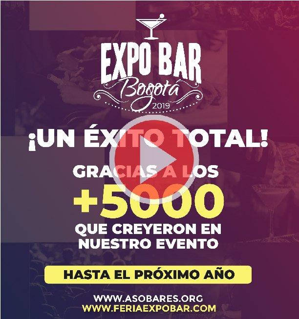 Memorias EXPOBAR 2019