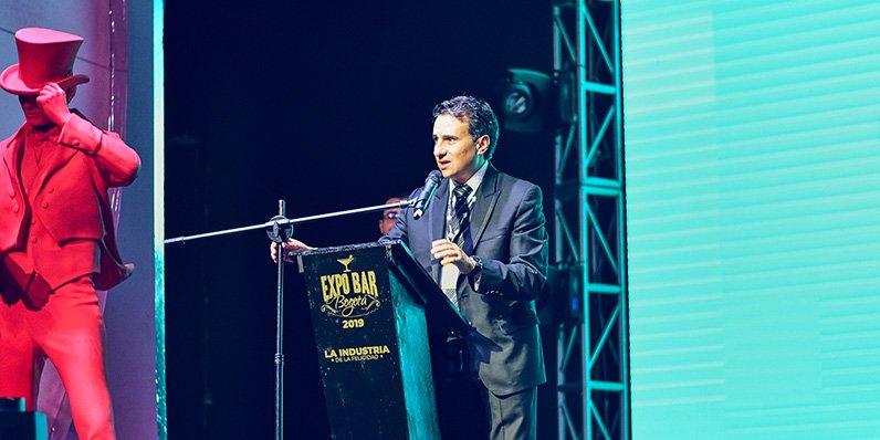 2020: expansión nacional, crecimiento total. Palabras: Camilo Ospina, Presidente de Asobares Colombia