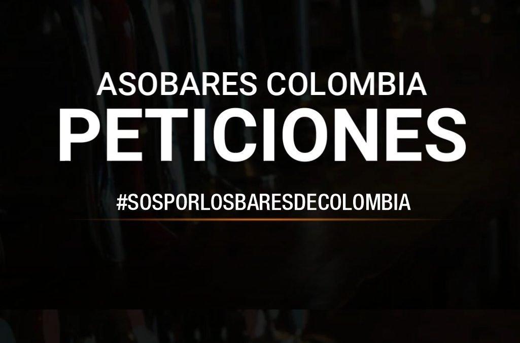 #SOSPORLOSBARESDECOLOMBIA