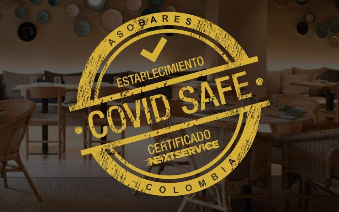 CÓMO OBTENER MI SELLO «COVID-SAFE»