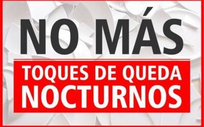 #NoMásCierres
